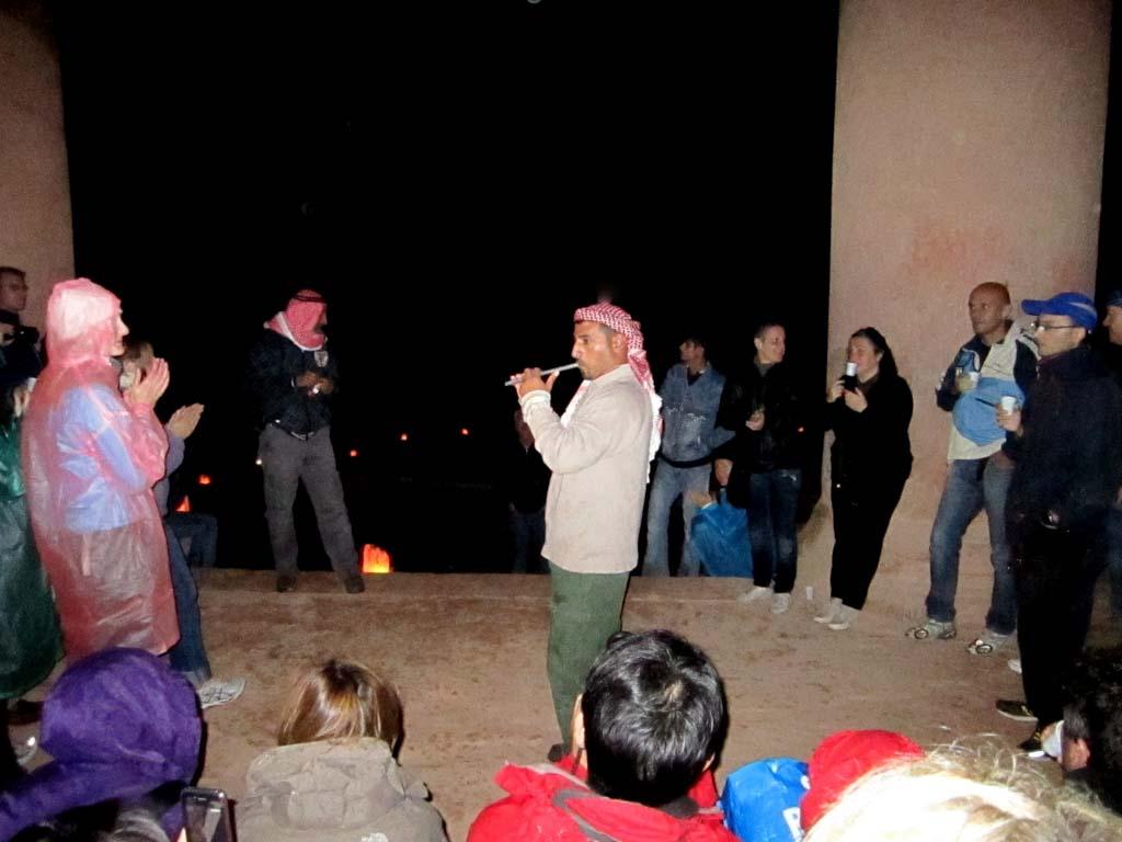 Petra by night tour