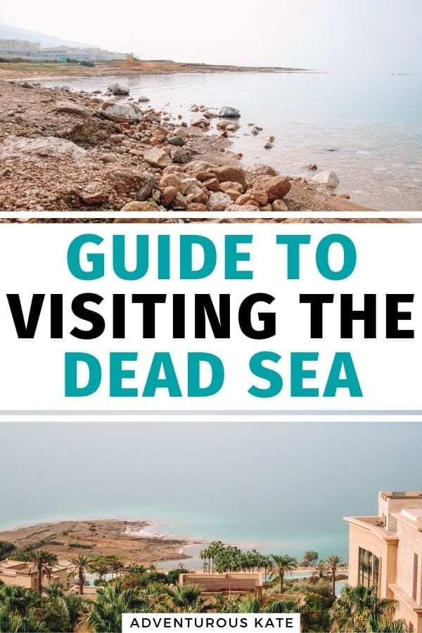 Dead Sea Jordan Travel Guide