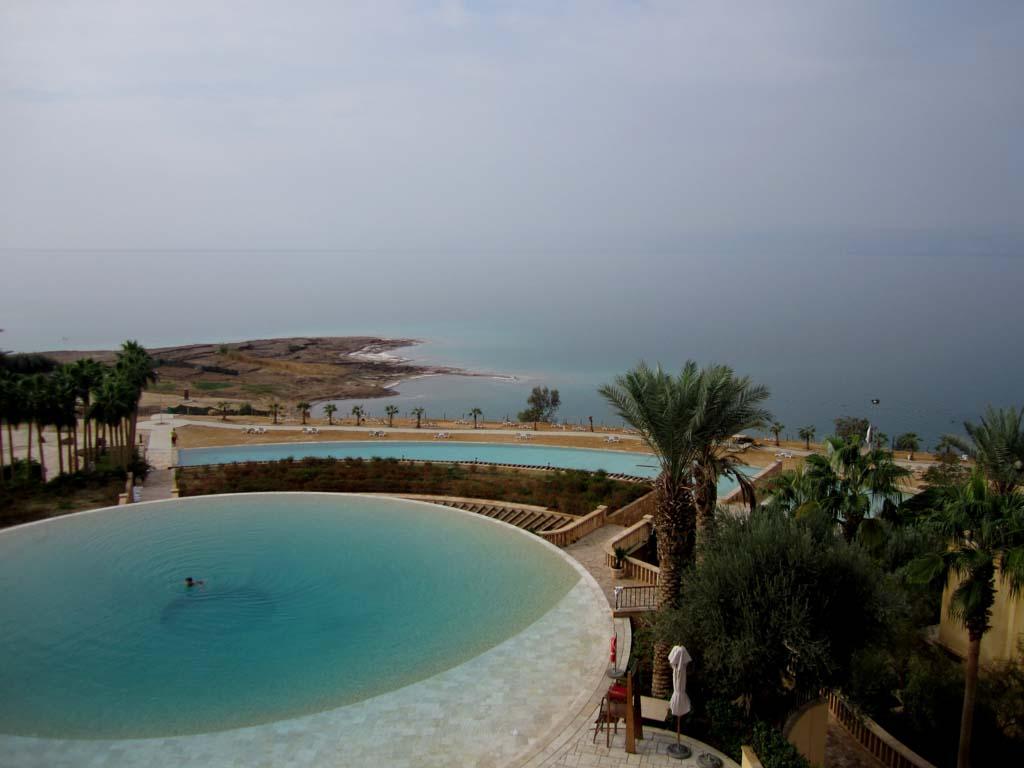 Where to stay near the Dead Sea, Jordan