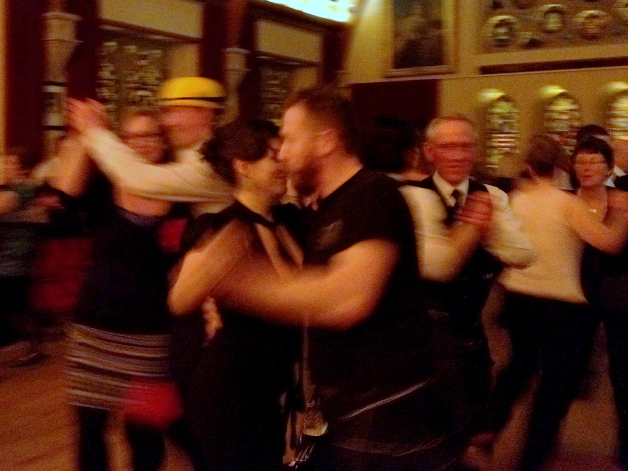 Dancing in Shetland