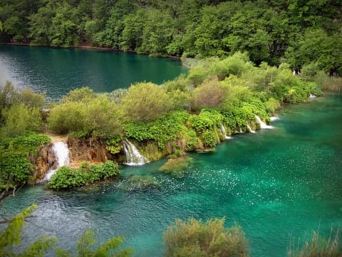 Lower Lakes of Plitivice