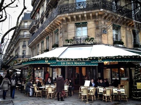 Cafe des Deux Magots