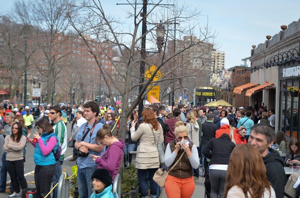 Washington Square Marathon