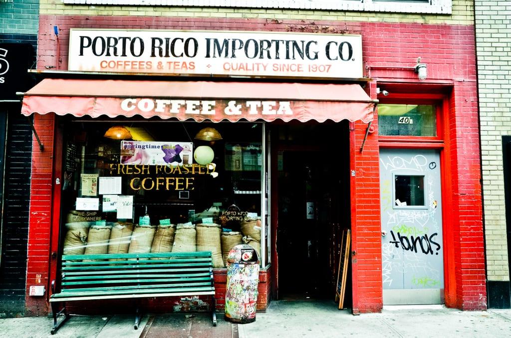 Porto Rico Importing Co