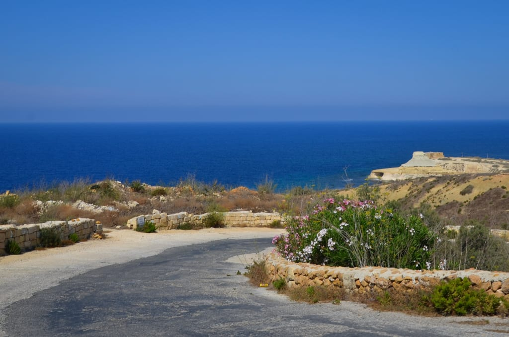 Driving in Gozo