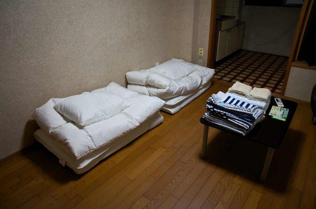 Kyoto Apartment