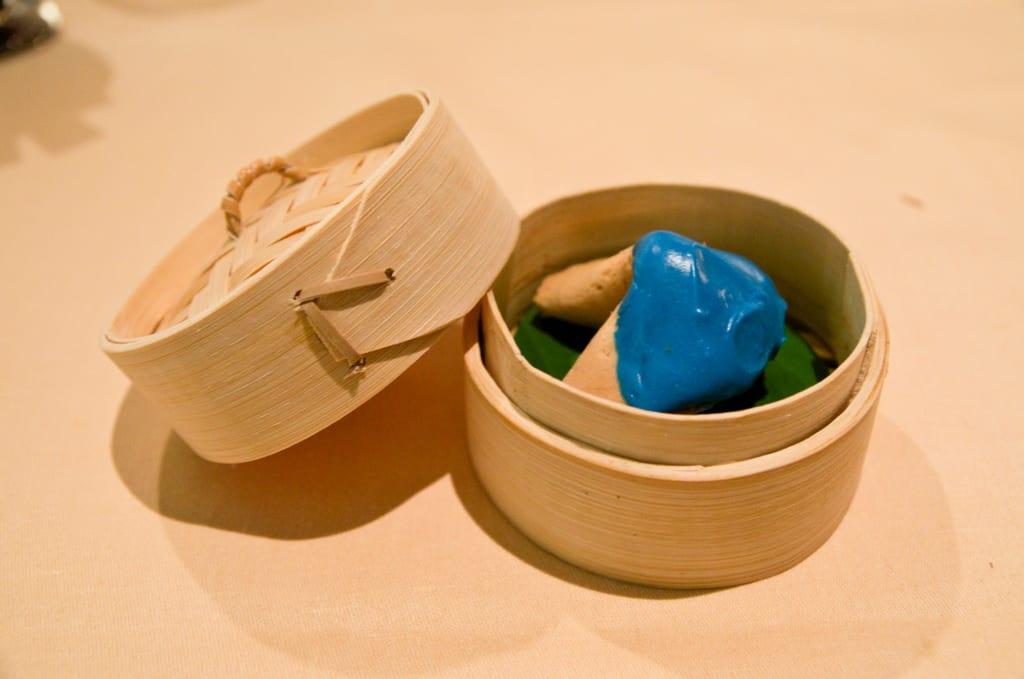 Fortune Cookie Blue Jade