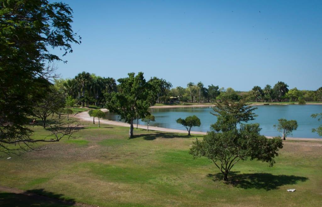 Lake in Darwin