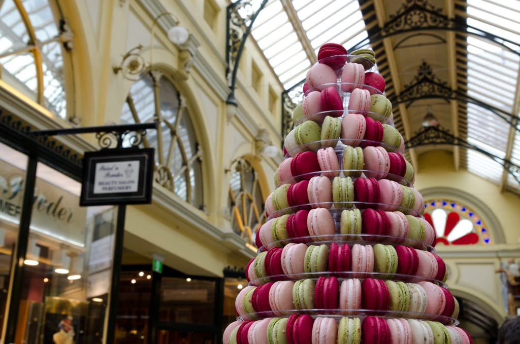 Macarons in Melbourne