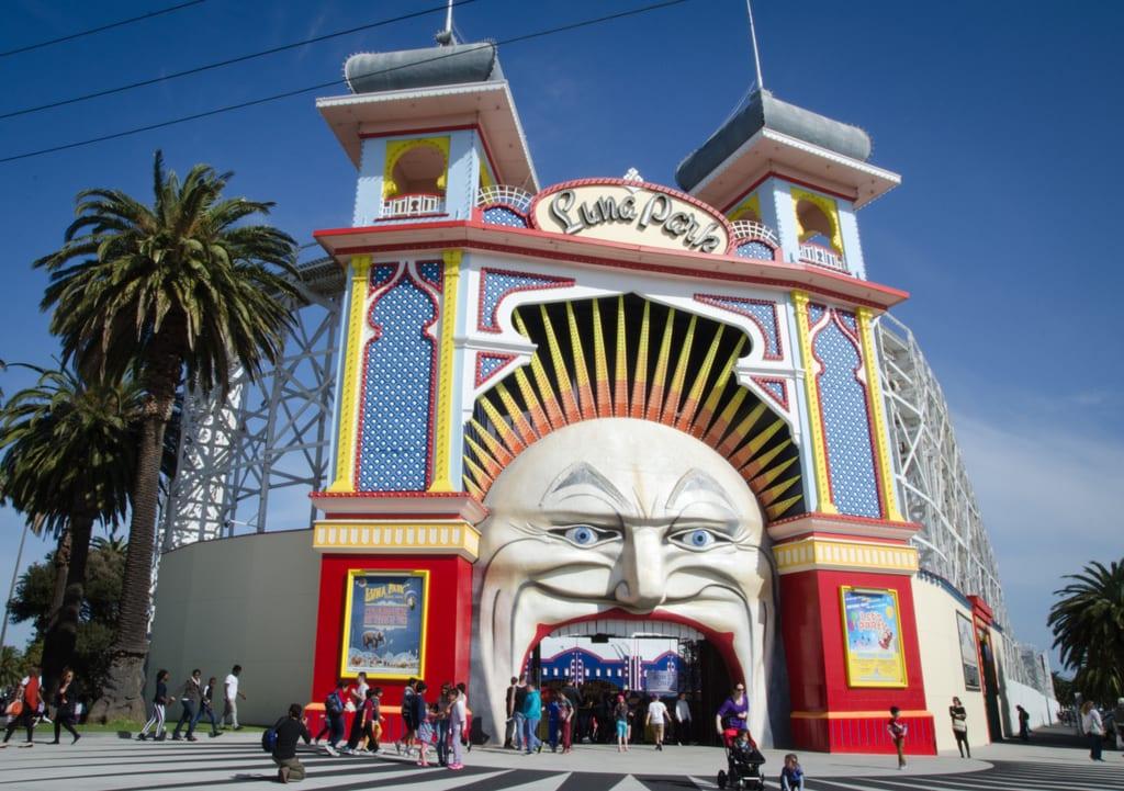 Luna Park Melbourne