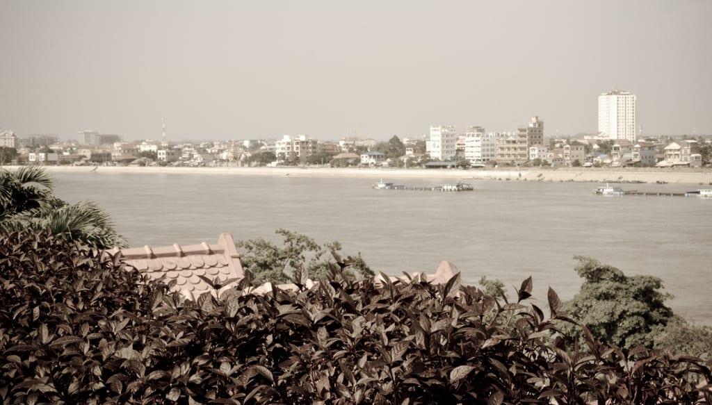 Riverfront, Phnom Penh