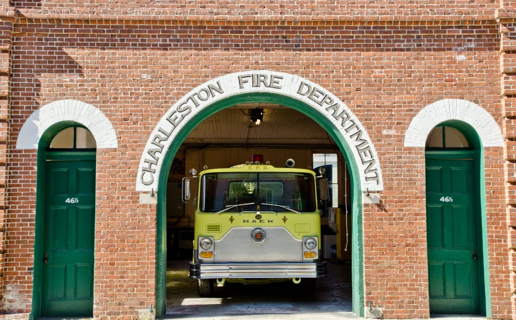 Charleston Fire Station