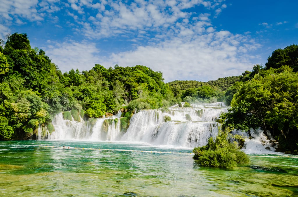 Krka Waterfall