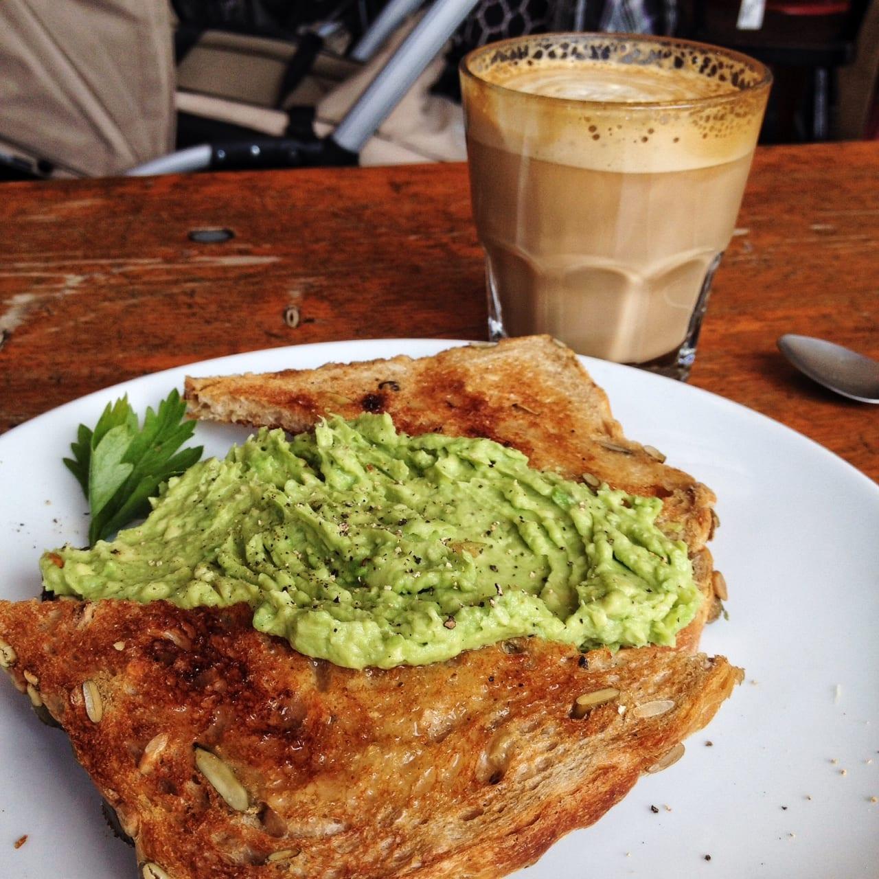 Avocado Toast, Lavish Habit