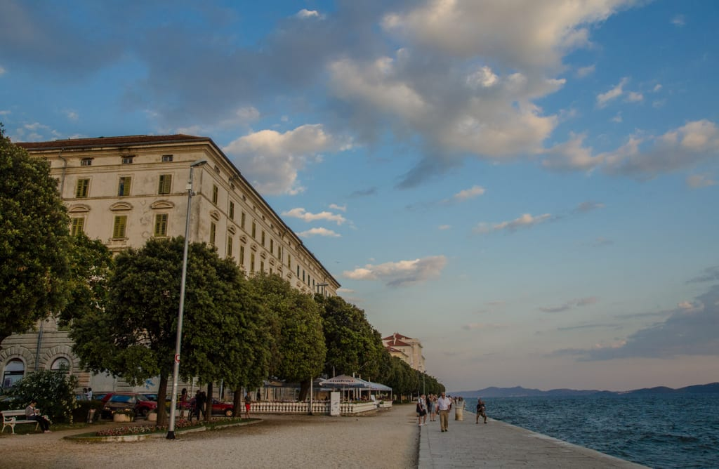 Zadar Waterfront