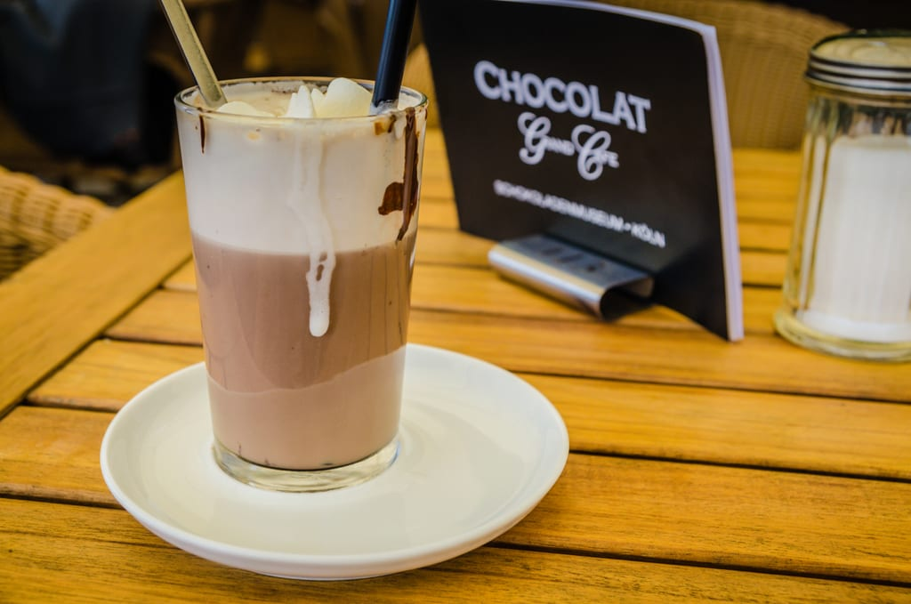 Cologne Hot Chocolate