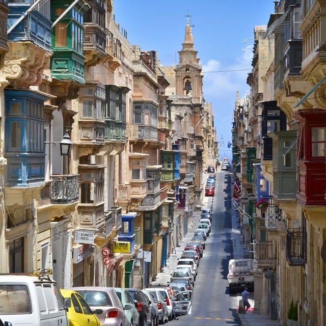 St. Paul Street Valletta