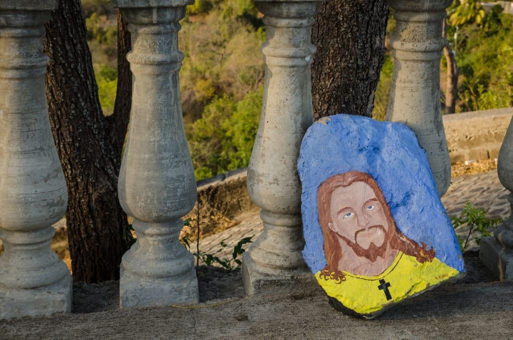 Jesus in San Juan del Sur