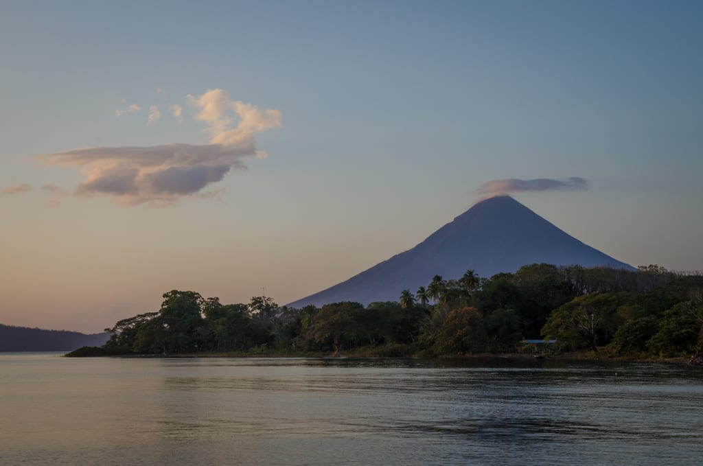 Ometepe Sunset
