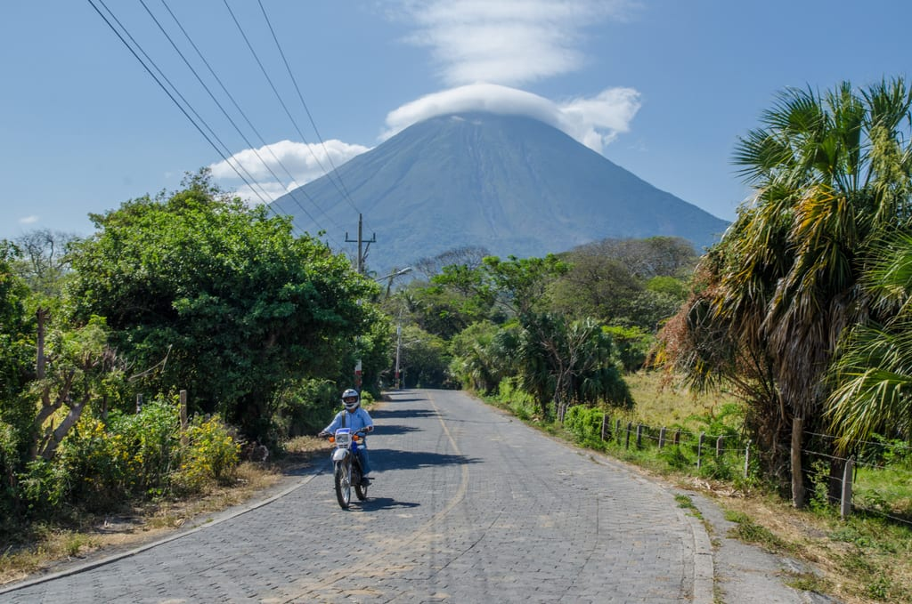 Ometepe Road