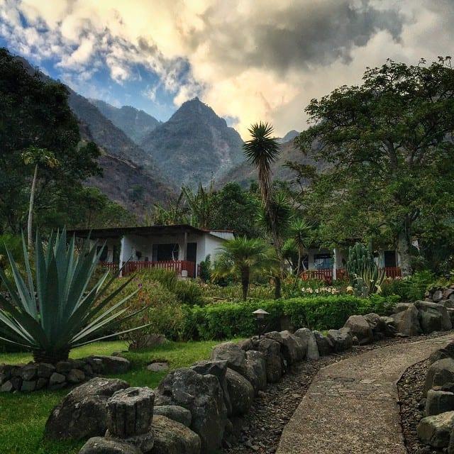 Vulcano Lodge, Jaibalito