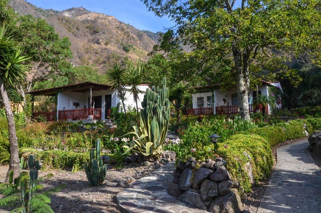 Vulcano Lodge Atitlan Guatemala