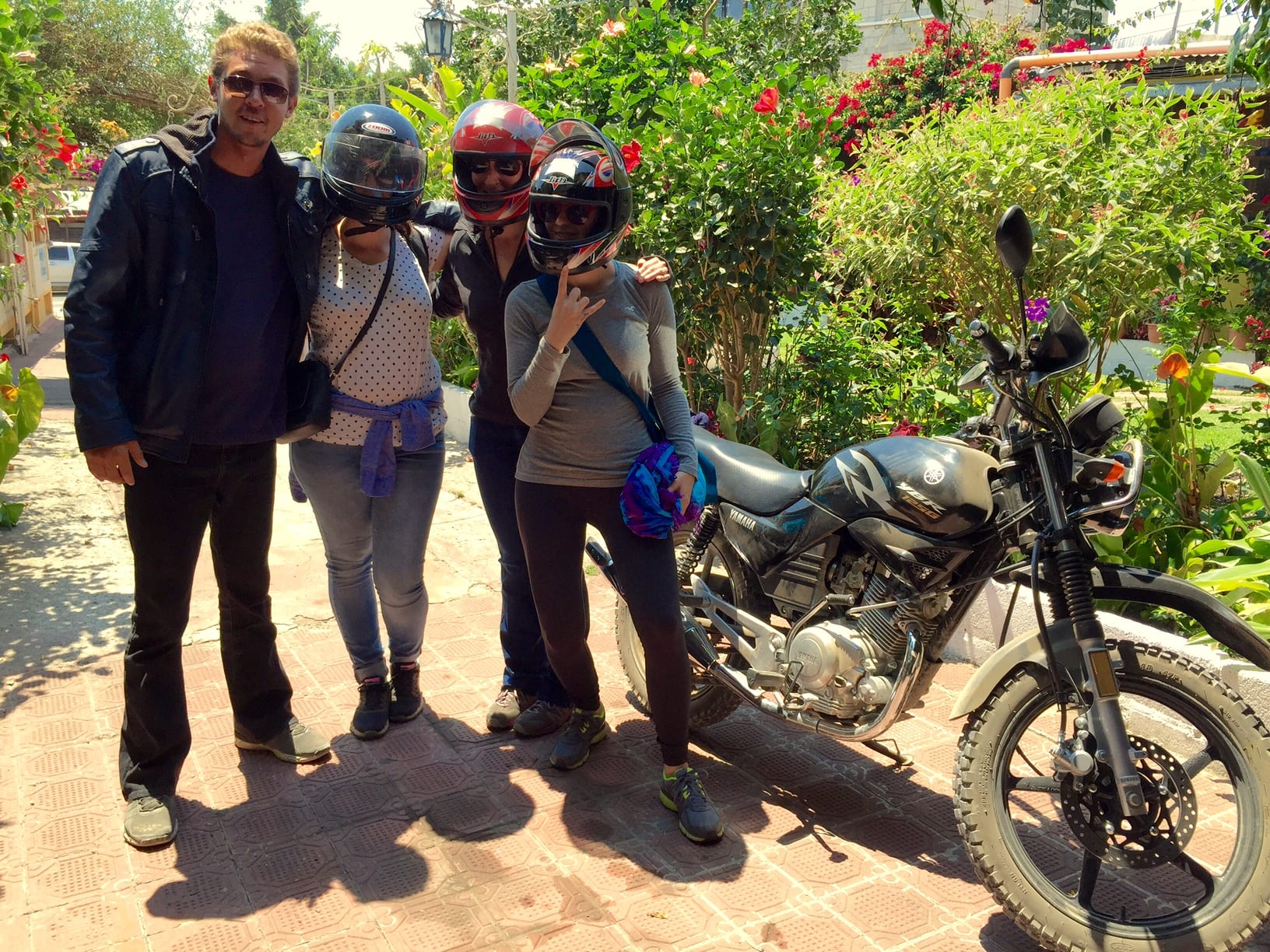 Motorcycle Tour with Leif