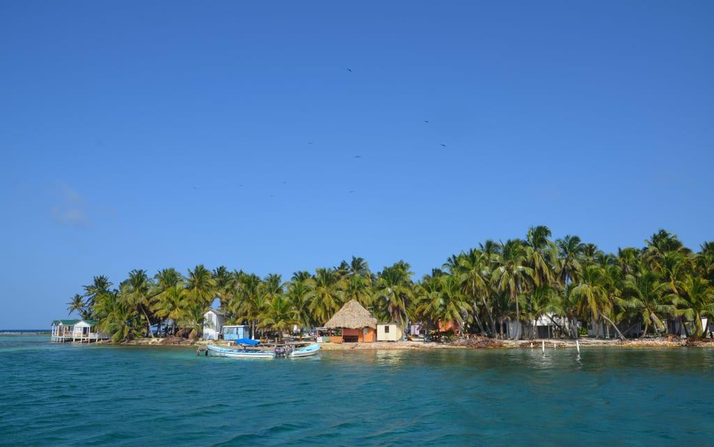 Tobacco Caye, Belize