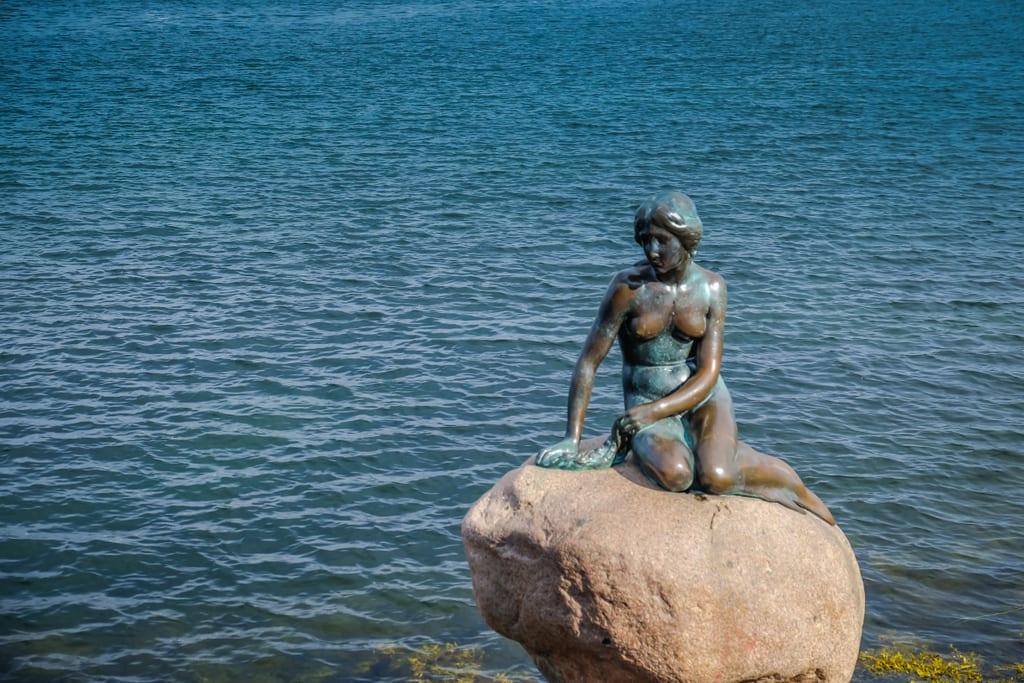 Little Mermaid Copenhagen