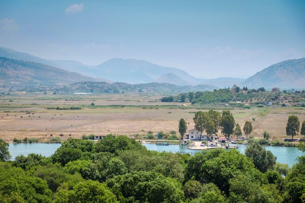 Butrint NP, Albania