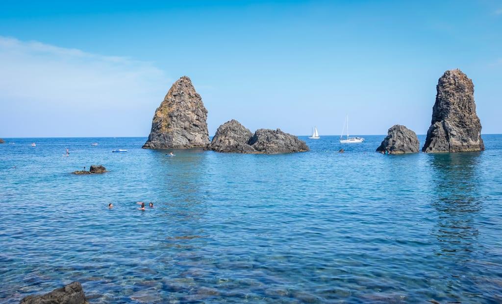 Aci Trezza, Sicily