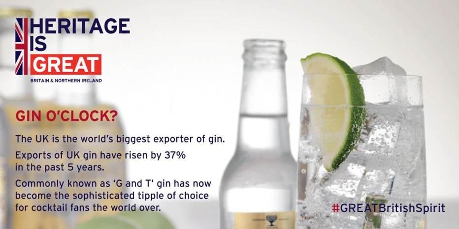 Gin Twitter Card