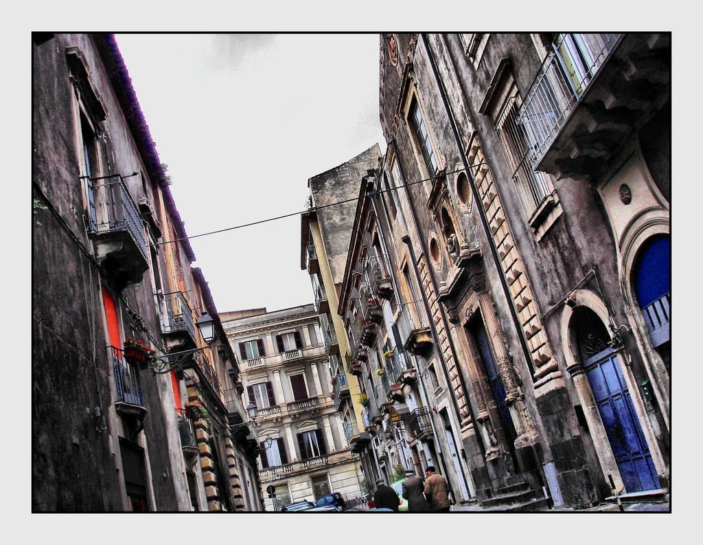 Catania City Streets