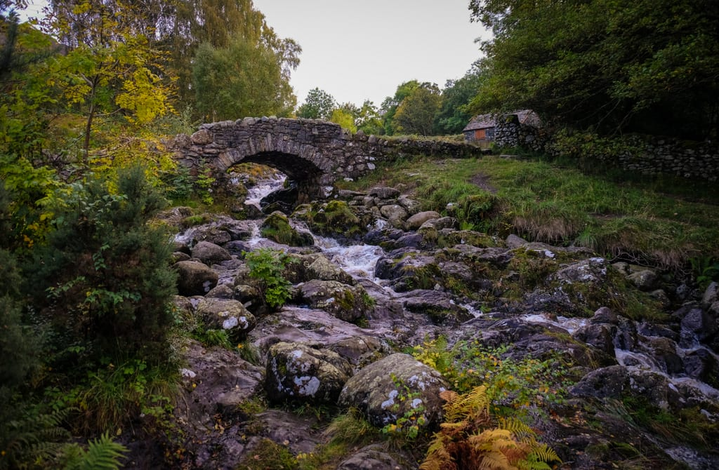 Ashness Bridge, Lake District