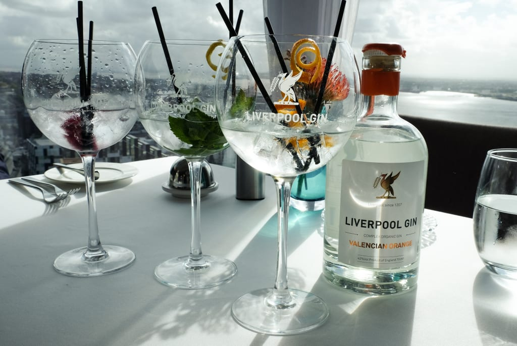 Liverpool Gin and Tonics