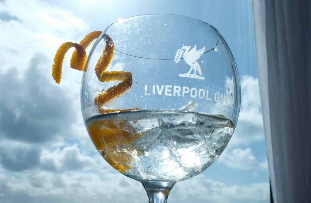 Liverpool Valencia Orange Gin