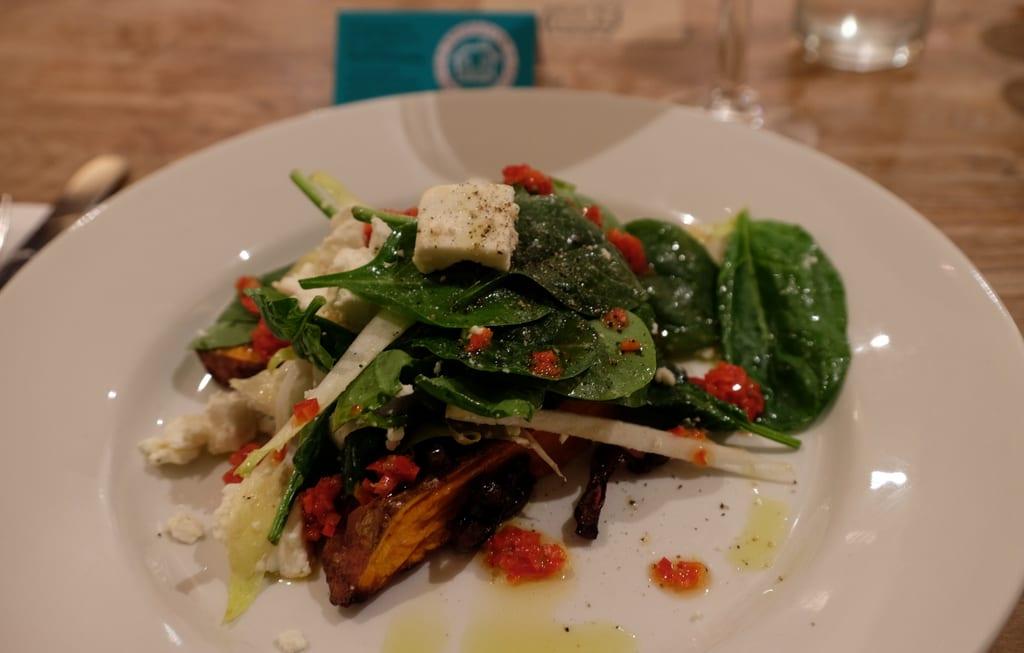 Horse & Groom Salad