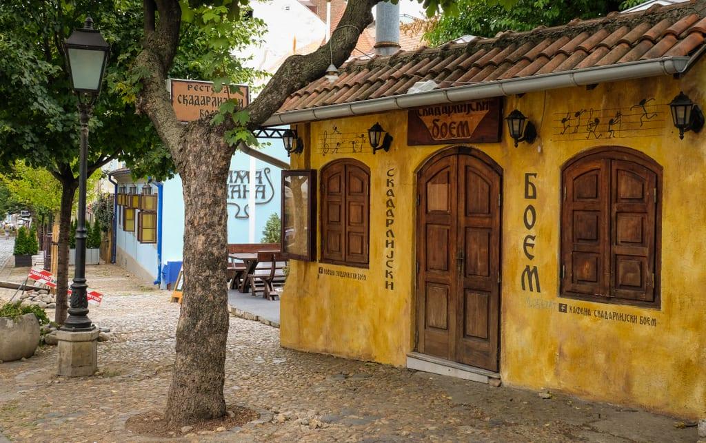 Belgrade Bohemian Quarter