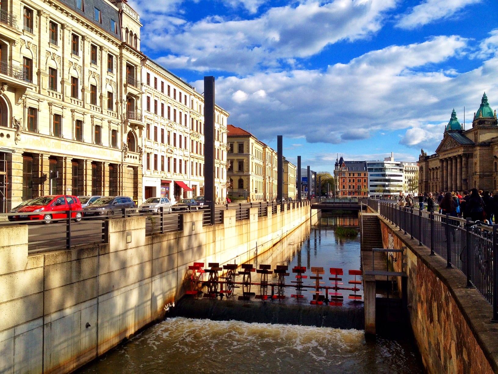 Leipzig Canal