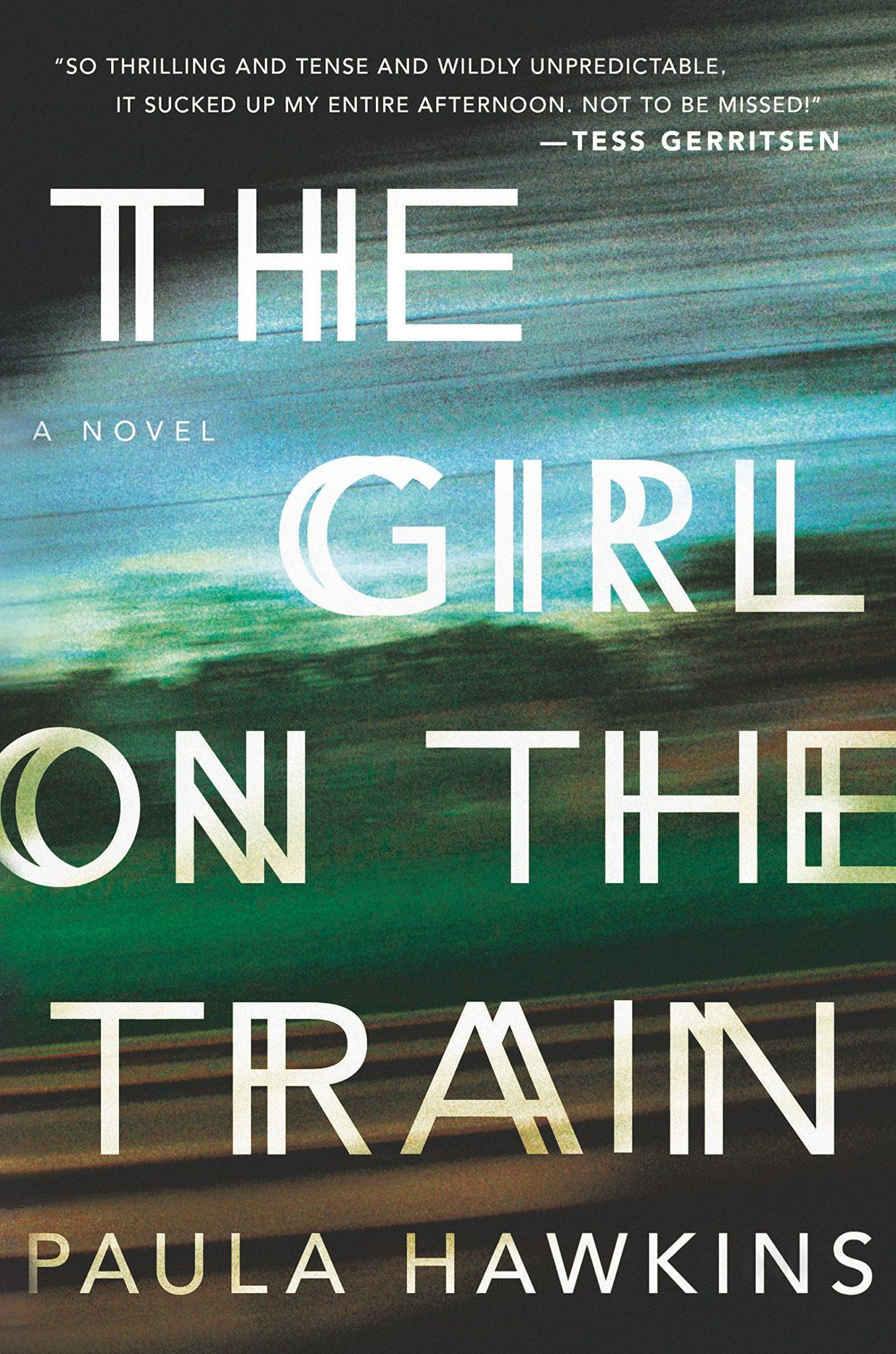 The Girl On The Train Paula Hawkins