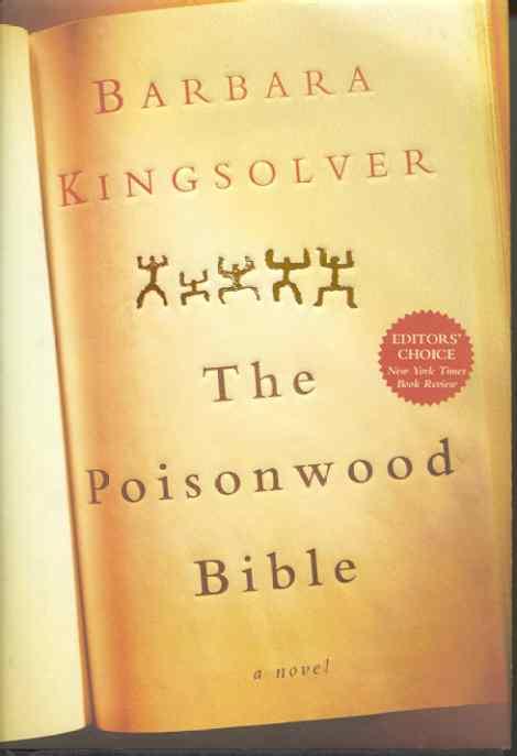 The Poisonwood Bible Barbara Kingsolver
