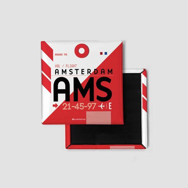 Aimant Airportag Amsterdam