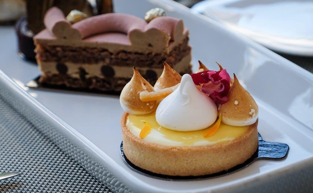 Satine Dessert at Tout Sweet