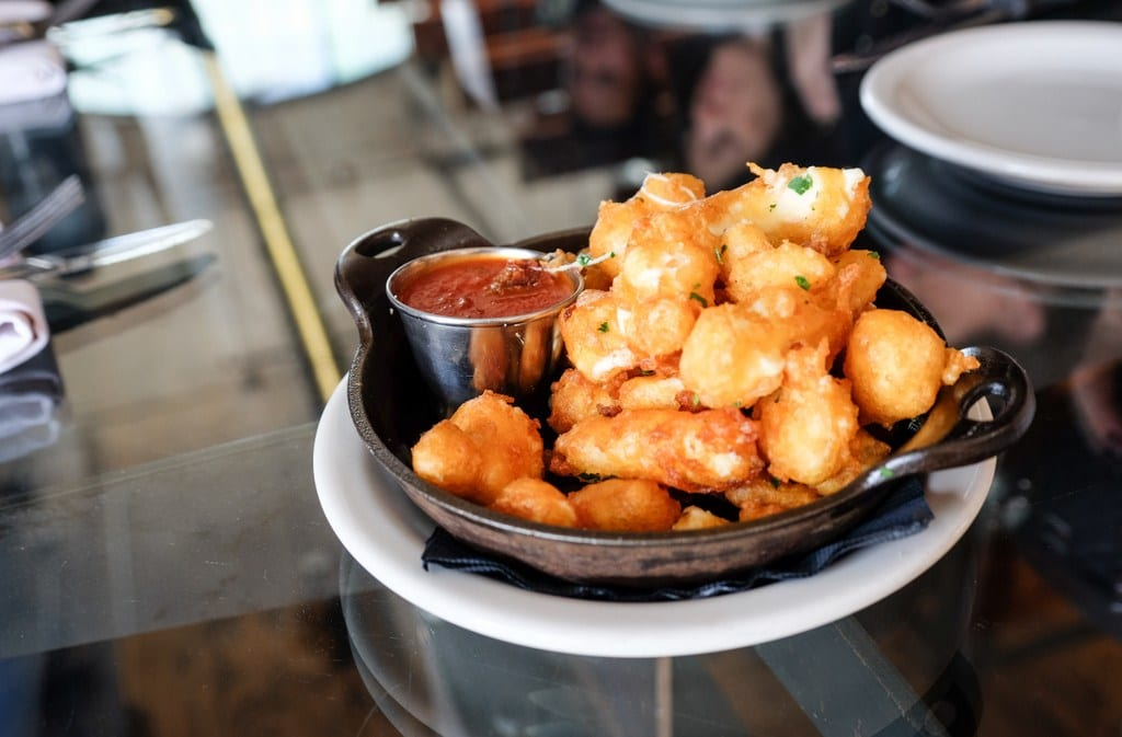 Oakland Cheese Curds