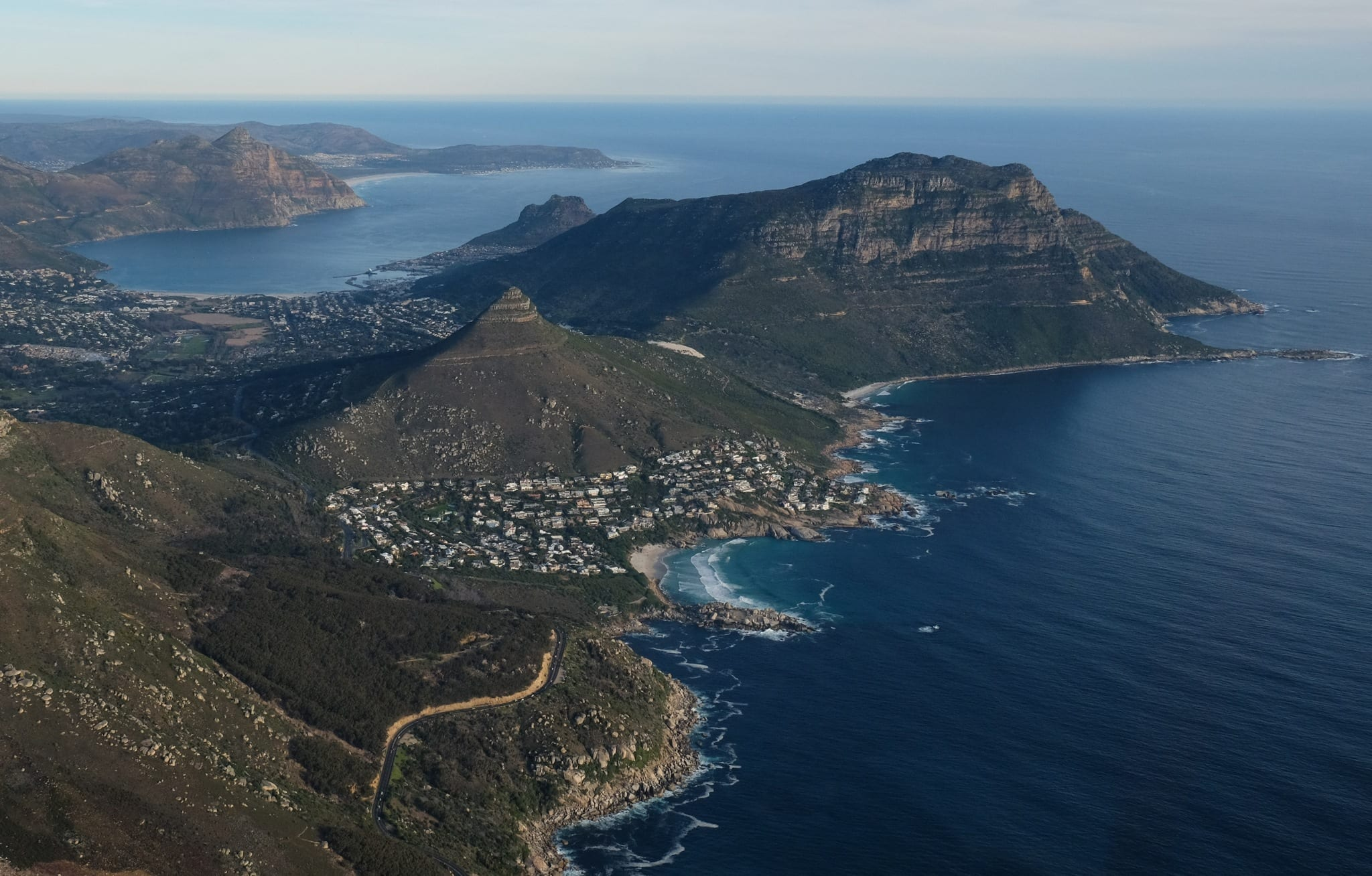 Cape Town Helicopter Ride