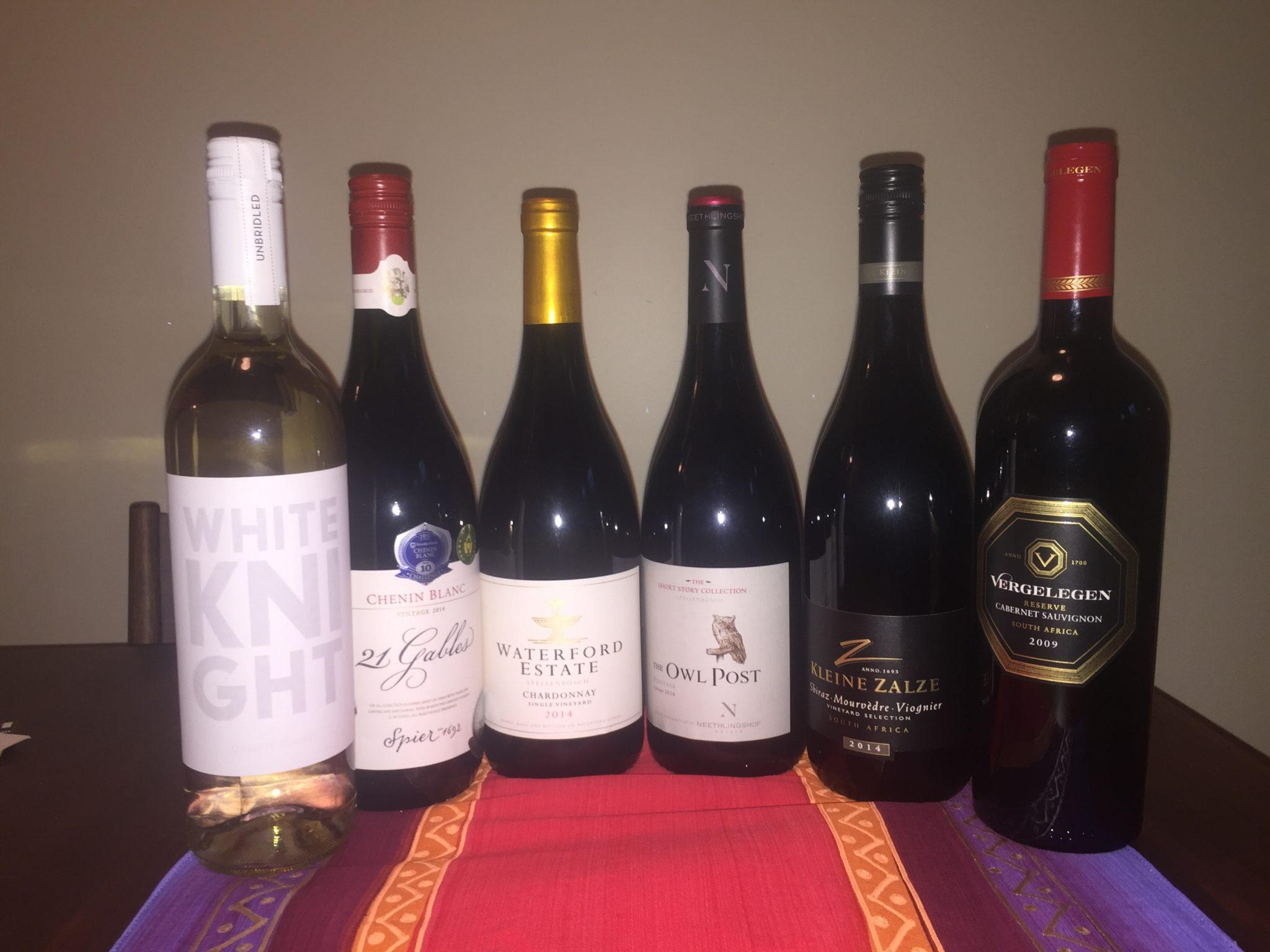 Cape Town Wines