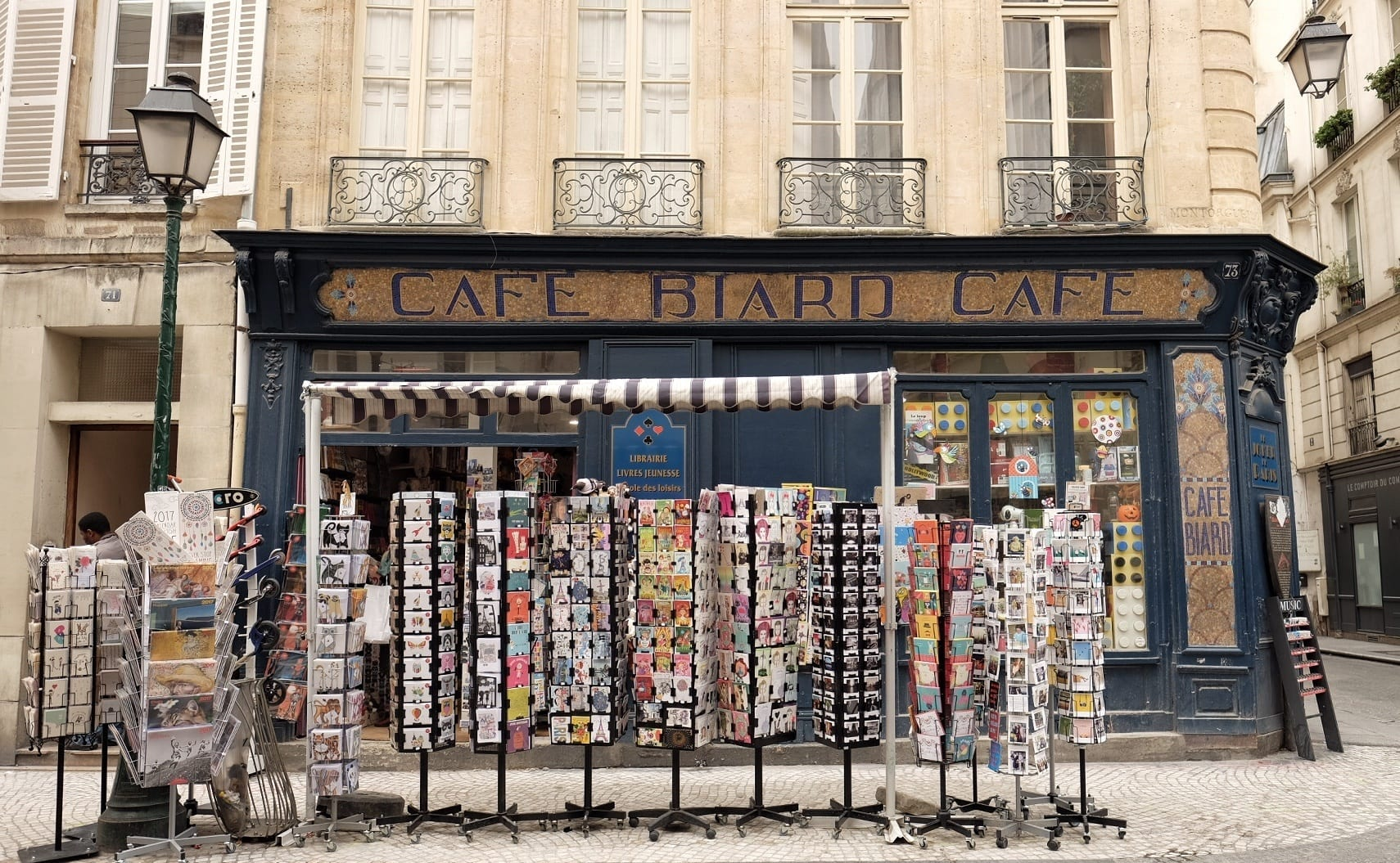 Paris Rue de Montorgueuil