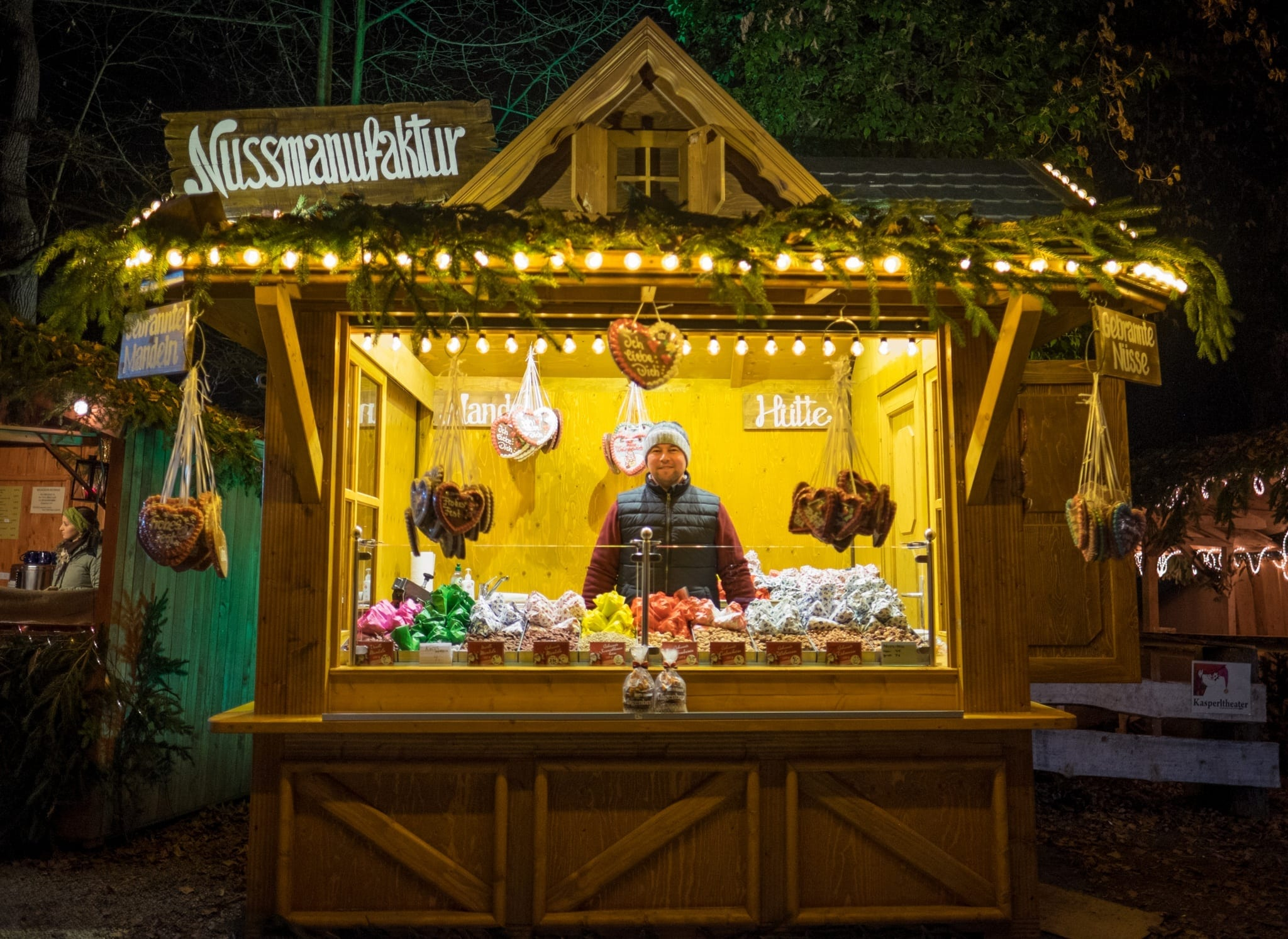 Romantic Market Regensburg Christmas in Bavaria