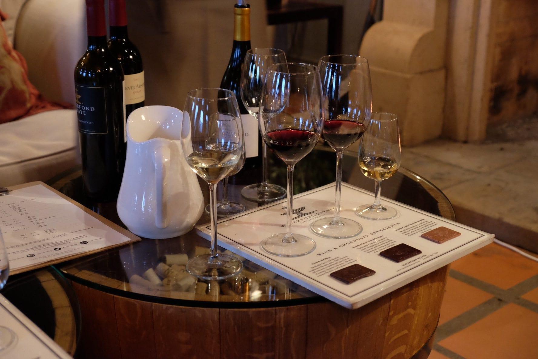 Stellenbosch Wine and Chocolate