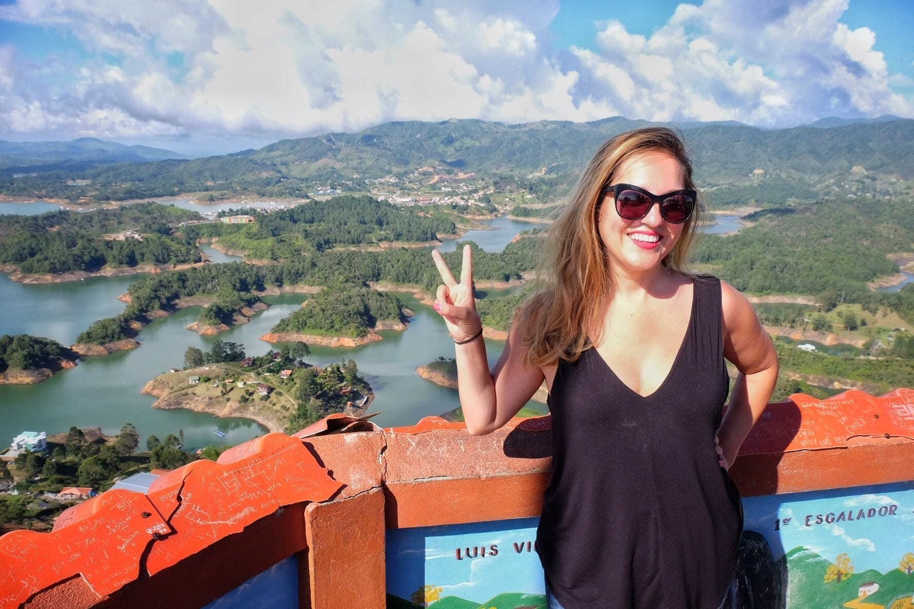 Solo Female Travel In Colombia Is It Safe Adventurous Kate